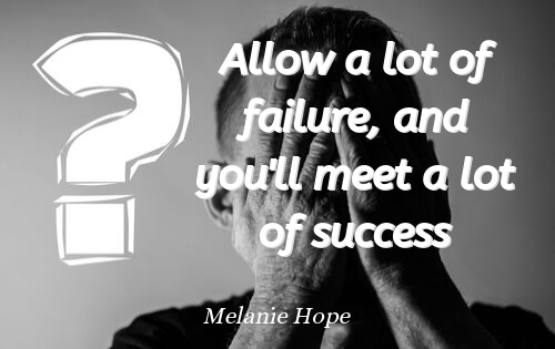 failure is not final, it's education to lead to success
