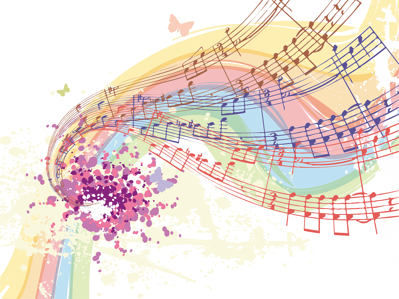 music is an internetional language